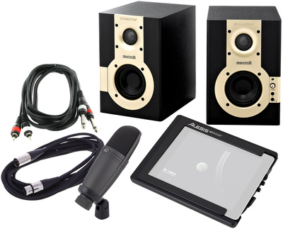 Alesis iO Dock Bundle