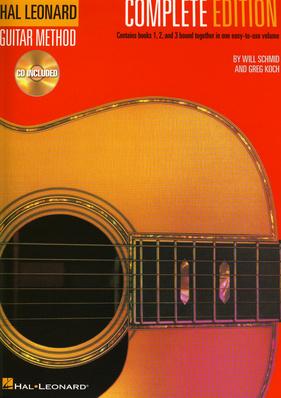 Hal Leonard Guitar Methode Complete Ed.