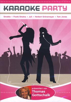 World of Karaoke Karaoke Party DVD German