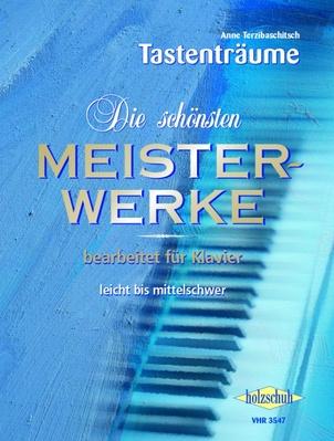 Holzschuh Verlag Tastenträume Meisterwerke 1