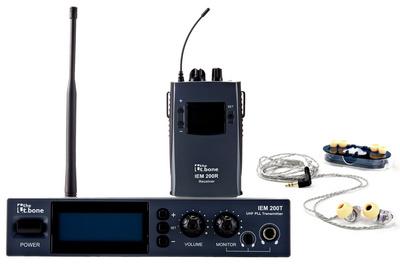 the t.bone IEM 200 - 740 MHz