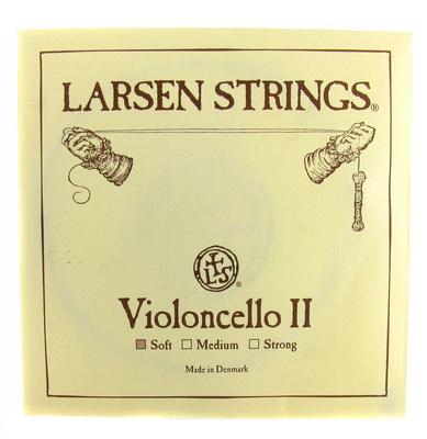 Larsen Cello Single String D Soft