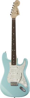 Fender 66 Strat NOS Daphne Blue