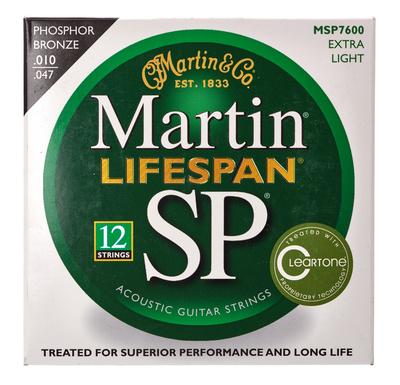 Martin Guitars SP Lifespan MSP 7600 Cleartone