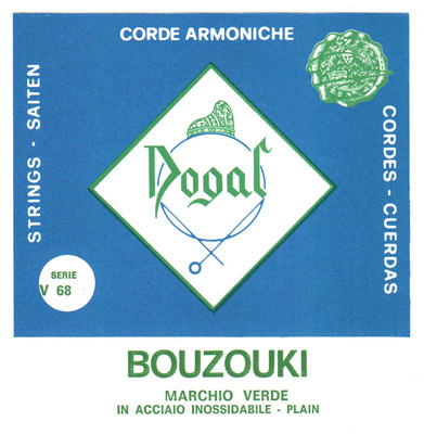 Dogal Greek Bouzouki V68