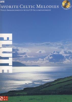 Hal Leonard Favorite Celtic Melodies Flute