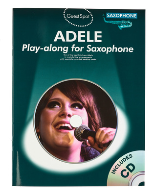 Wise Publications Guest Spot Adele A-Sax