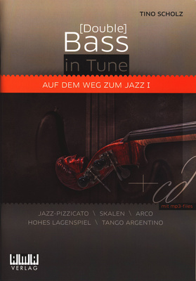 AMA Verlag Scholz Double Bass In Tune 1