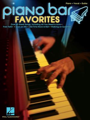 Hal Leonard Piano Bar Favourites
