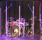 Clearsonic Lite 2466-5 Drum Shield